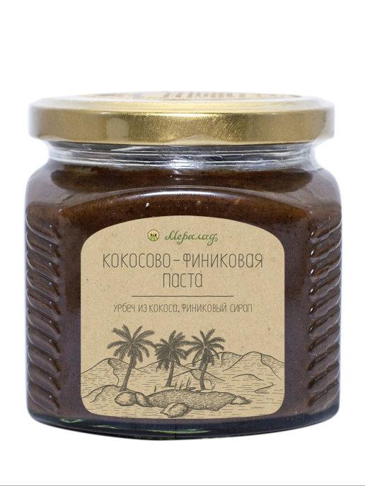 Кокосово-финиковая паста 230 гр.