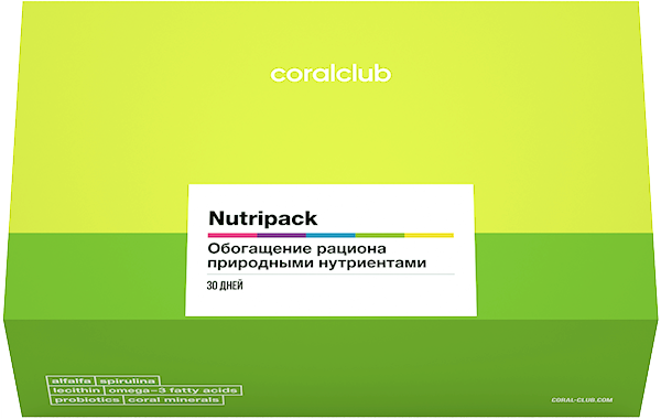 Nutripack — набор для обогащения рациона питания