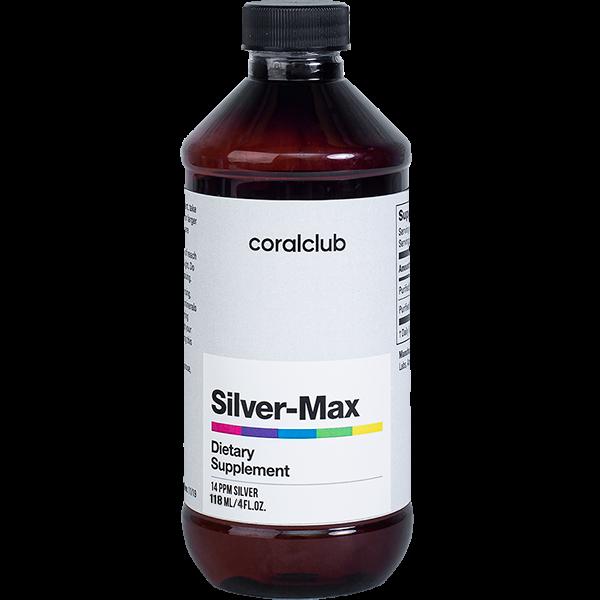 Сильвер-Макс (Коллоидное серебро, 118 мл)